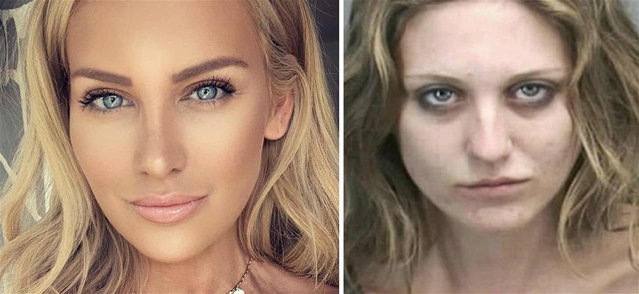 Stephanie Pratt BLASTED For 'Shoot The Looters' Tweet With 2006 Shoplifting Mugshot