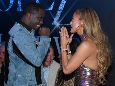 Alex Rodriguez Keeps His Cool After J. Lo And Diddy's Flirty Exchange