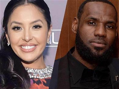 Kobe Bryant's Widow Vanessa Defends LeBron James, Trashes LA Sheriff Over Police Shooting Response
