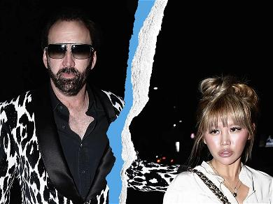 Nicolas Cage Files for Annulment With New Bride After Surprise Marriage