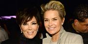 Kris Jenner & Yolanda Hadid Are Dripping In Diamonds as 'Dynasty' Archenemies