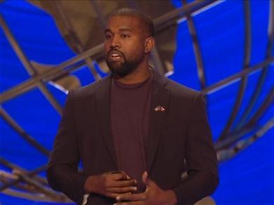 Kanye WestGets Clowned Over Design Of New Yeezy Slides