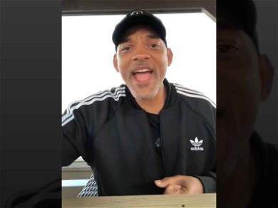 Will Smith Drops Sage Advice on Marriage In Wake of Jen & Justin Split