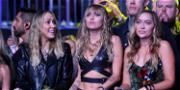 Miley Cyrus' Hot Sister Brandi Told She 'Looks Like 1 Million Dollars Plus The Tip' In Sexy Shirtless Pic