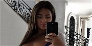 'Russian Kim Kardashian' Anastasiya Kvitko Busts Out Wild Monokini On A Jet Ski