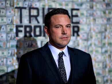 Ben Affleck Was Allegedly Seen Intoxicated At A Hollywood Party