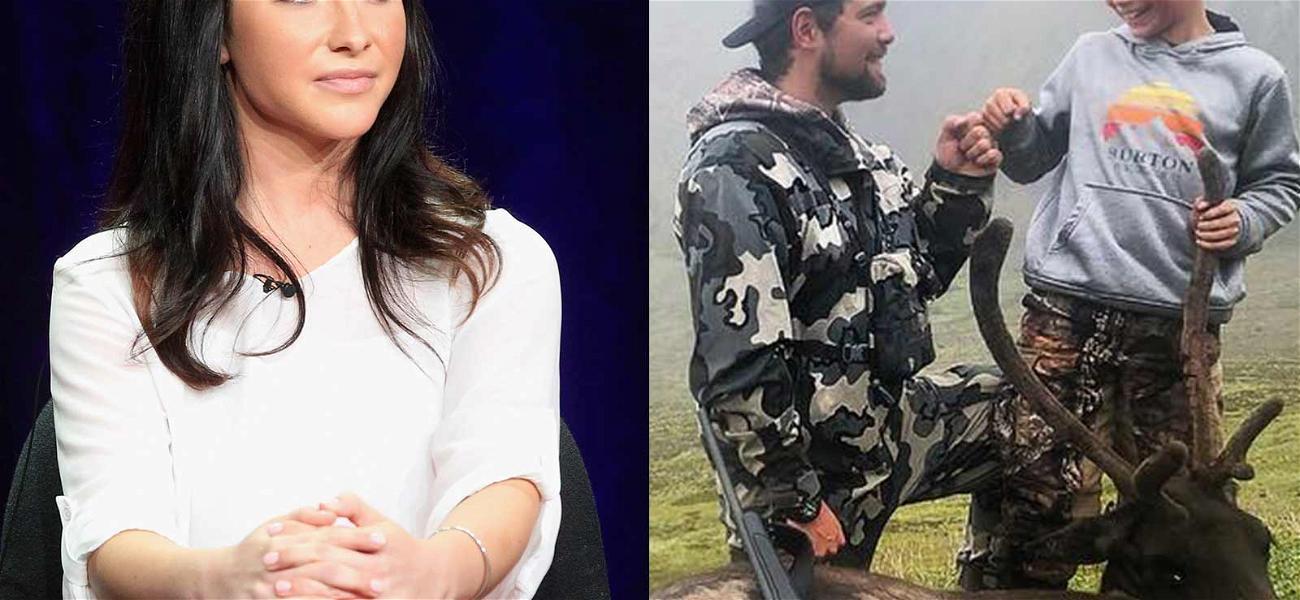 'Teen Mom' Star Bristol Palin's OG Alaskan Baby Daddy Owes Thousands Over Their Custody Battle