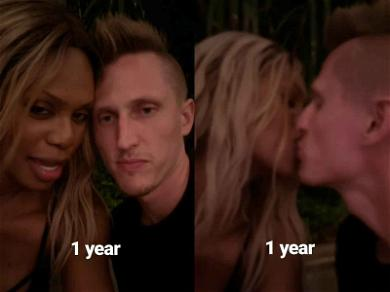 Laverne Cox & Boyfriend Pack on the PDA as They Celebrate One-Year Anniversary