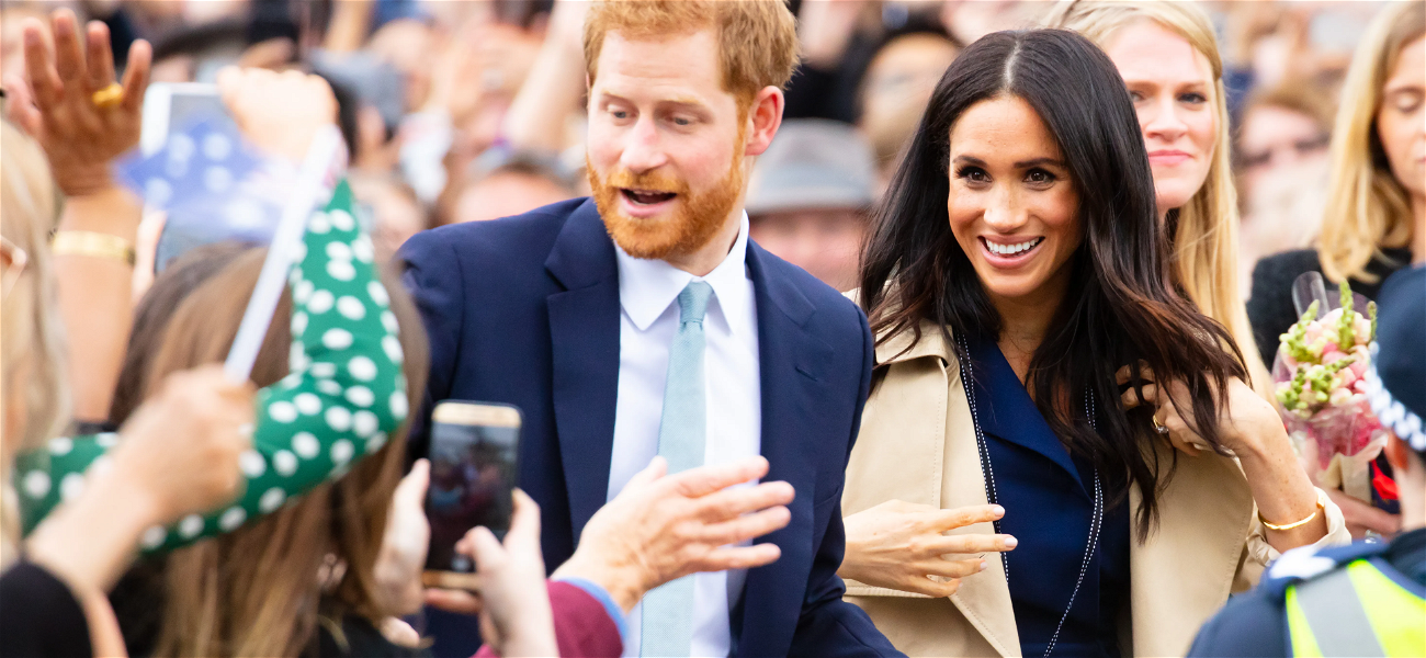 Prince Harry Was Adamant About 'Diana' Being Part Of Daughter's Name