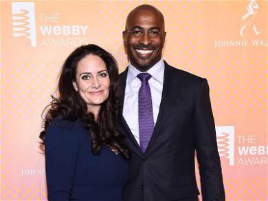Wife of CNN Host Van Jones Files for Divorce