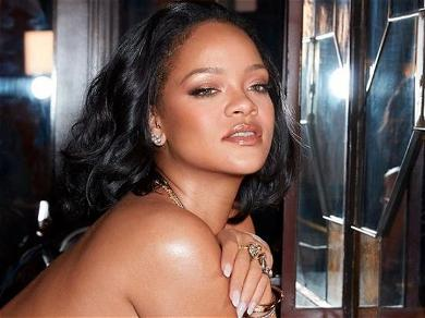 Rihanna Teases New Music After Five-Year Hiatus