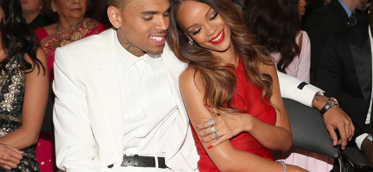 Chris Brown Suggests He's Still in Love with Rihanna
