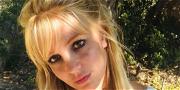 Britney Spears Dubbed 'Queen of Elegance' In Sheer Top