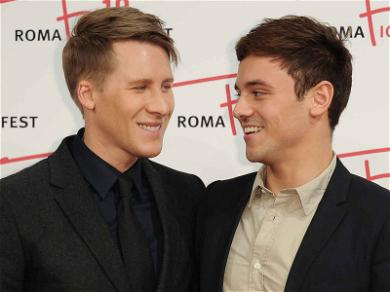 Dustin Lance Black and Tom Daley Welcome a Son, Show Him Off in Adorable Photos