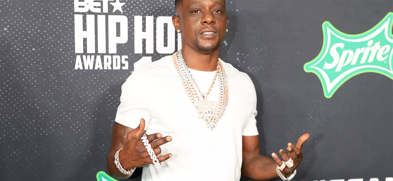 Rapper Lil' Boosie Sued By Attorney General For Not Paying Child Support