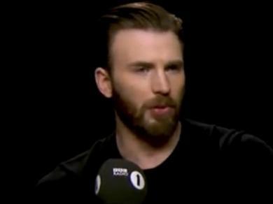 Chris Evans: Captain America Reveals His Go To Snack