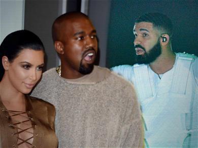 Drake Took Kanye West's Advice and Unfollowed Kim Kardashian on IG