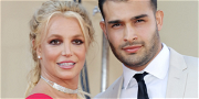Britney Spears Rides BF Sam During Sweat-Drenched Hike