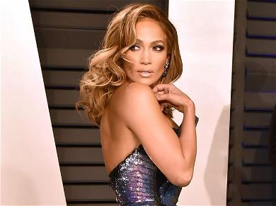 J.Lo's Sexy Shoe Ad Deemed Inappropriate By Instagram: 'Is This Really A Good Time?'