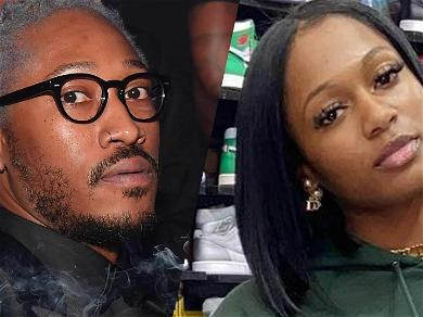 Rapper Future Reportedly Hit Strip Club With His New Girl Dess Dior