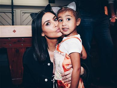 Mini Me? Kardashian Fans Crown North West The 'Kim' Of Her Friend Group