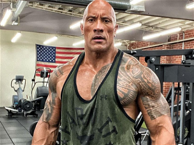 The Rock's Childhood Throwback In Dad's Wrestling Outfit Is The Best Picture EVER!
