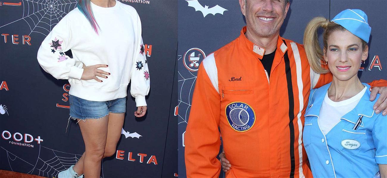 Jerry Seinfeld, Sarah Michelle Gellar Dress Up for a 'Good' Cause