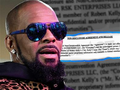 The R. Kelly Non-Disclosure Agreement: See the Document He Allegedly Made the Women Sign