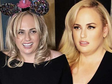 Rebel Wilson Shows Dramatic Weight Loss In Tiny Dress While Delivering Sad Birthday News