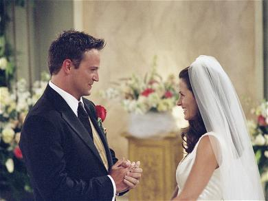 Are Chandler And Monica In Love In Real Life?!