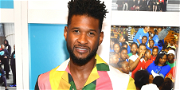 Singer Usher Celebrates 41st Birthday Making Tacos With His Sons
