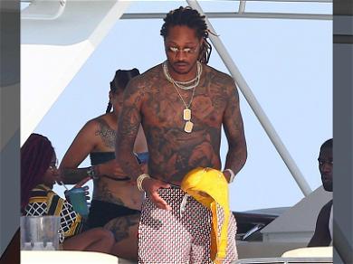 Future on Yacht Vacation After Nicki Minaj 'Reschedules' Tour Dates