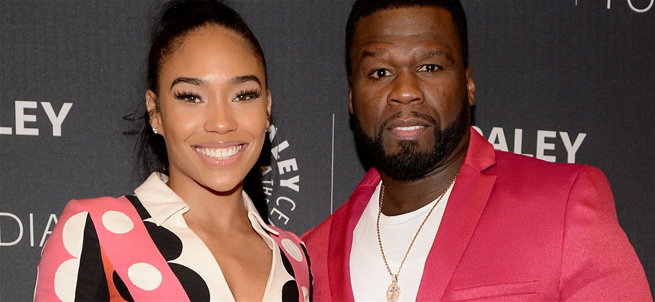 50 Cent Surprises Girlfriend With A $250,000 Mercedes Maybach Truck For Christmas!