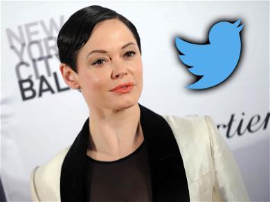 Twitter Unlocks Rose McGowan's Account, Explains the Temporary Ban