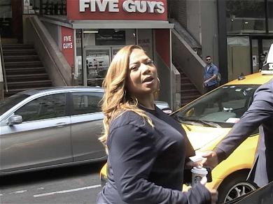 Queen Latifah Getting Ready to Release New Music, Jazz & Hip-Hop!