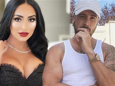 'Jersey Shore' Angelina Pivarnick Flashes Fake Boobs After Vinny Guadagnino's Diss