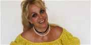 Britney Spears Tugs Down Shorts, Flaunts Curves for Backyard BBQ