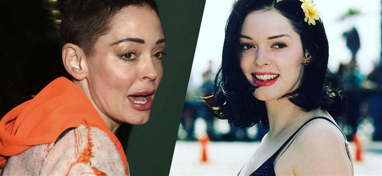 Rose McGowan Thanks Women Who Testified Against Weinstein With Throwback Pic: 'I Was Stolen By Harvey'