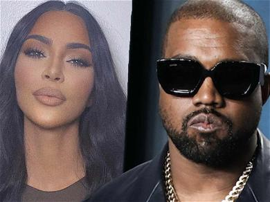 Kim Kardashian Threw A Party During Kanye West's Breakdown