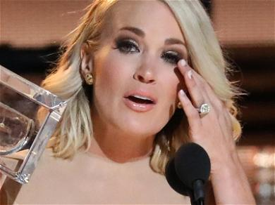 Carrie Underwood Sued, 'Something in the Water' Is Pretty Fishy