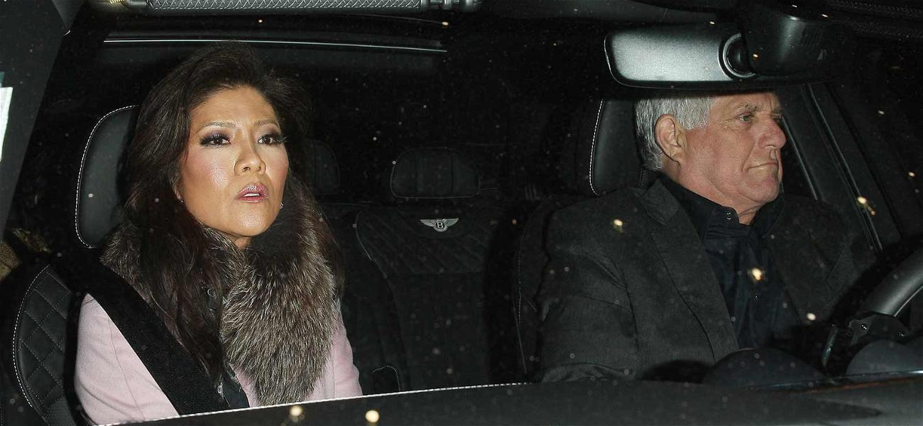 Les Moonves and Julie Chen Hit the Town for Beverly Hills Date Night