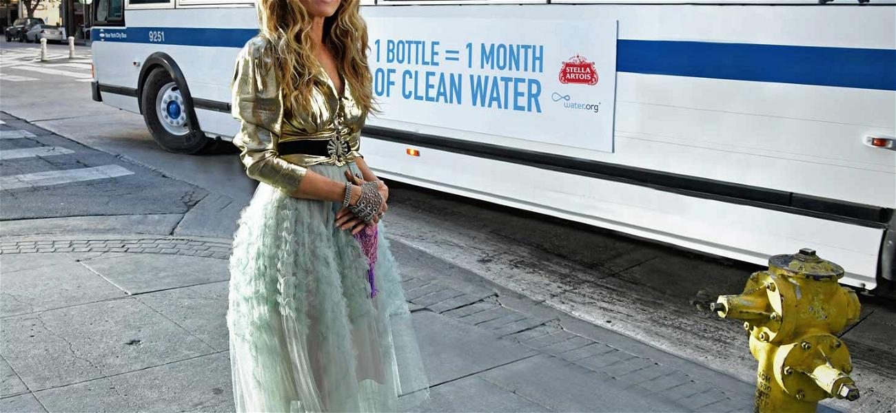 Sarah Jessica Parker Reprises Iconic 'Sex and the City' Character for New Stella Artois Ad