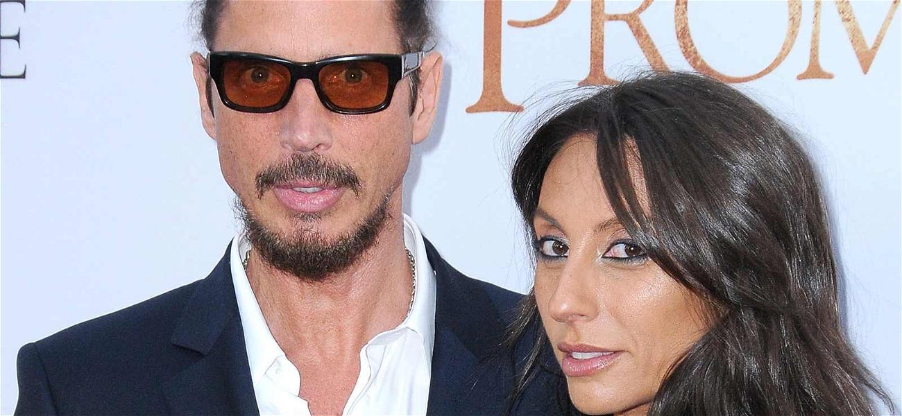 Widow of Chris Cornell Sues Rocker's Doctor for Overprescribing Him Medication