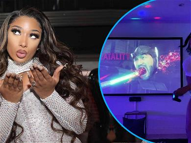 Megan Thee Stallion Shows Off Her 'Fatality' In Tiny Boy Shorts