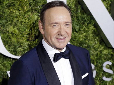 Kevin Spacey's Sexual Battery Accuser Ordered to Reveal His Name But Just to Spacey