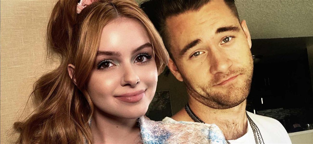 Ariel Winter Posts First Intimate Snap With New Boyfriend Luke Benward