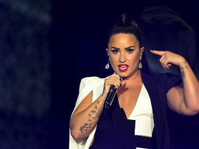 Demi Lovato Gets Tons Of Celebrity Love For Posting Unedited 'CelluLIT' Photo