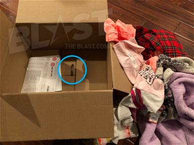 Target Customer Finds Crack Pipe In Kids Clothing Shipment