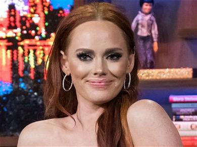 'Southern Charm' Star Kathryn Dennis Blows Off Explaining Alleged Racist Message, Worries About Her Spray Tan