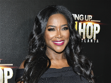 'RHOA' Star Kenya Moore Coughs Up $150,000 To End Tax Battle